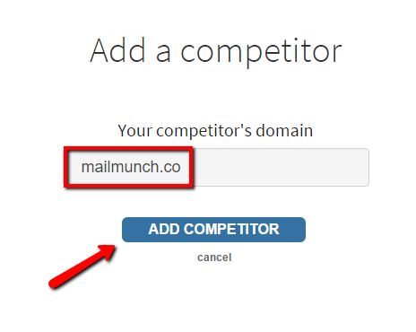 how to find competitors backlinks