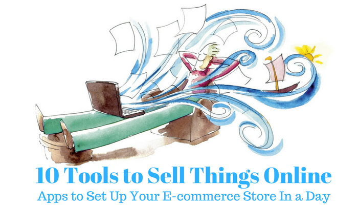Guide to selling online 10 platforms to setup an e shop for Things to make to sell online