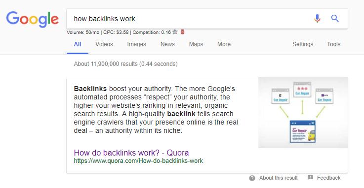 how backlinks work