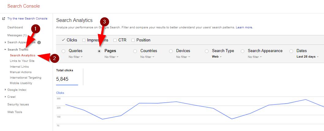 how to spot google sandbox