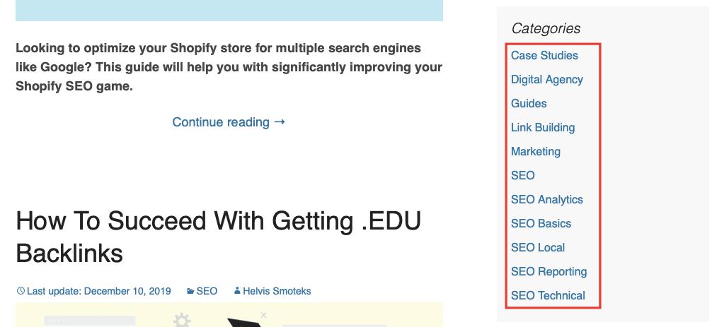 How to get .edu backlinks