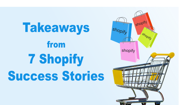 Shopify success stories