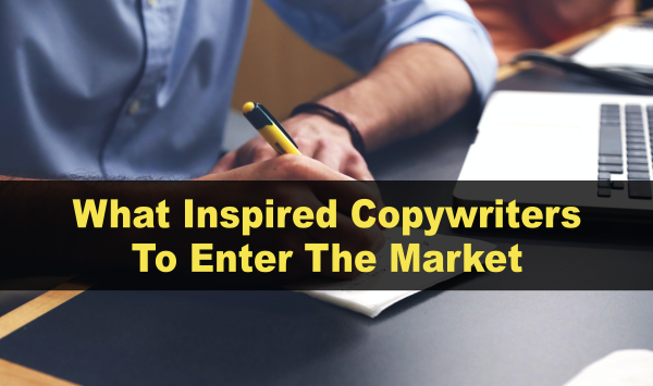 What inspired copywriters